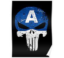 Captain Punisher Poster
