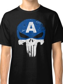 Captain Punisher Classic T-Shirt