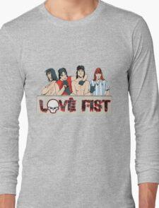 Love Fist Strikes Again! Long Sleeve T-Shirt