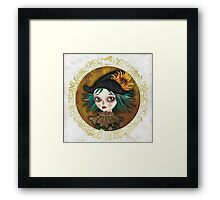 Scarecrow Framed Print