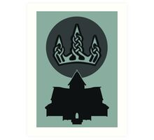 Winterhold Art Print