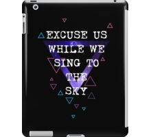 Screen iPad Case/Skin