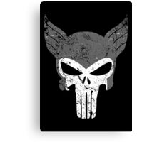 Asgard Punisher Canvas Print