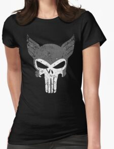 Asgard Punisher Womens Fitted T-Shirt
