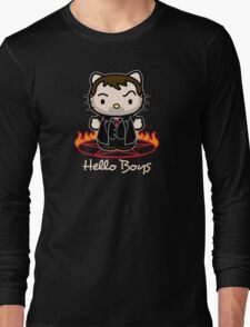 King of Hell Long Sleeve T-Shirt