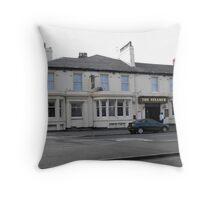 The Steamer, Fleetwood. Throw Pillow