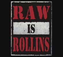 Raw is Rollins Kids Clothes