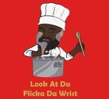 Flicka Da Wrist by tunejunkies