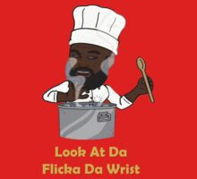 Flicka Da Wrist by tunejunkies