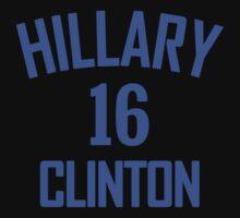 Hillary Clinton 16 Kids Clothes