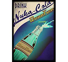 Fallout - Drink Nuka Cola Quantum Photographic Print