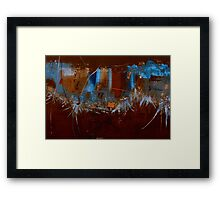 Stand Firm Framed Print