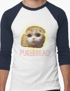 Purebread Men's Baseball ¾ T-Shirt