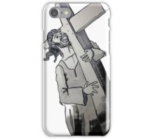 Carry your Cross iPhone Case/Skin