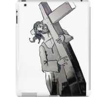 Carry your Cross iPad Case/Skin