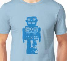 Clockwork Blue Unisex T-Shirt