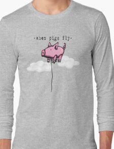 h e l i u m Long Sleeve T-Shirt