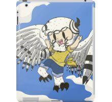 Anthro owl iPad Case/Skin