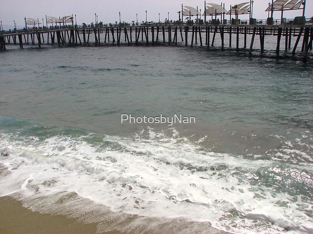 Overcast Day at Redondo Beach, CA by PhotosbyNan