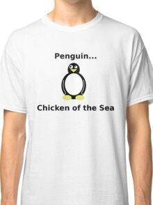 Delicious Penguin Classic T-Shirt