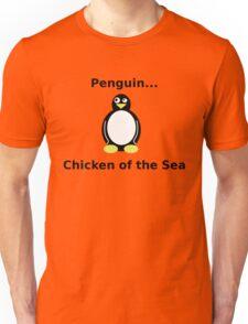 Delicious Penguin Unisex T-Shirt