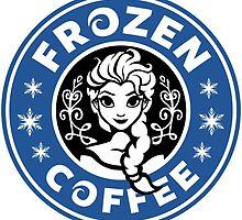 Frozen Coffee - Blue version by Ellador