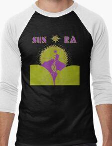 Sun Ra T-Shirt Men's Baseball ¾ T-Shirt