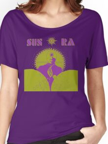 Sun Ra T-Shirt Women's Relaxed Fit T-Shirt