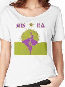 Sun Ra T-Shirt Women's Relaxed Fit T-Shirt