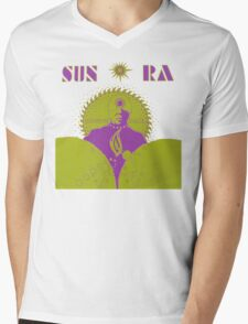 Sun Ra T-Shirt Mens V-Neck T-Shirt