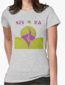 Sun Ra T-Shirt Womens Fitted T-Shirt