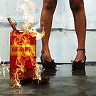 Hot Feet by stevenjayphoto