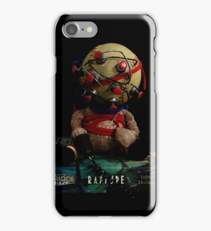 Mr Bubbles iPhone Case/Skin