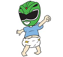 Mighty Morphin Rugrat by Steven Reeves