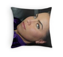 Veritas Throw Pillow