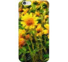 Yellow to the max iPhone Case/Skin