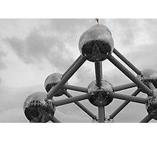 Atomium Brussels - Belgium Photographic Print