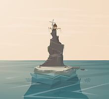 Windmill Island by scarriebarrie