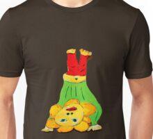 Upside-down Flower Unisex T-Shirt