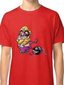 Wario Coppertone Ad Classic T-Shirt
