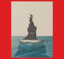 Windmill Island One Piece - Long Sleeve