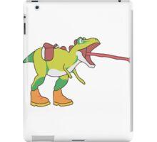 Yoshisaurus Rex iPad Case/Skin