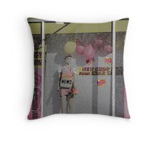 fortitude valley 24 Throw Pillow