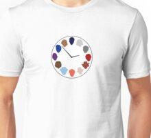 Doc Clock Unisex T-Shirt