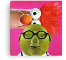 The Muppets - Bunsen and Beaker Canvas Print