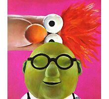 The Muppets - Bunsen and Beaker Photographic Print