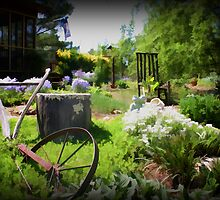 Spring Garden by Patricia Montgomery