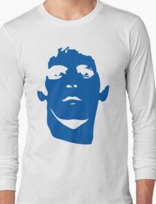 Lou Reed Blue Mask T Shirt Long Sleeve T-Shirt