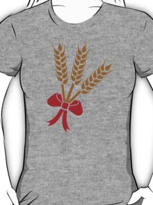 Wheat bow T-Shirt