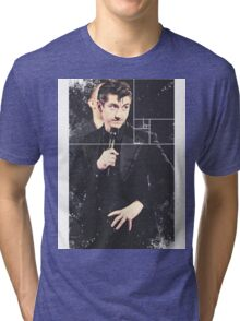 That rock and roll, eh?  Tri-blend T-Shirt